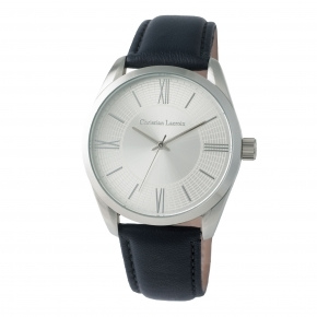 Watch Textus Leather Blue