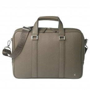Document bag Hamilton Taupe